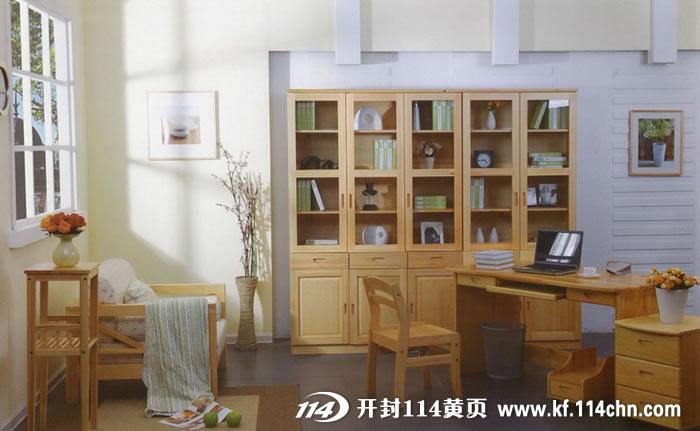 B06 三门书柜